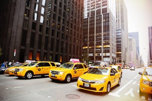 Neem een taxi