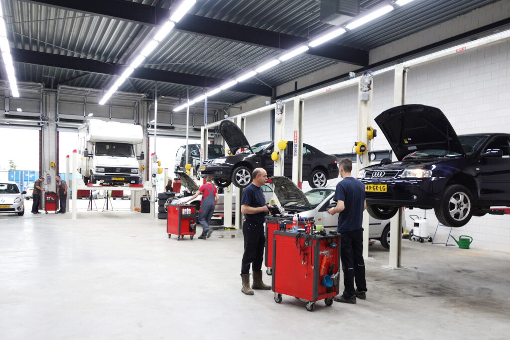 Garage Frank Pluym