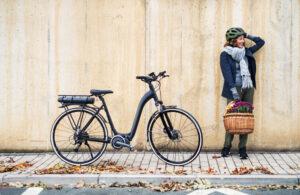elektrisch hybride fiets